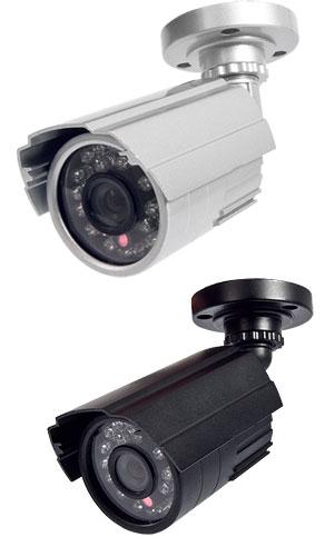 Affordable surveillance cameras