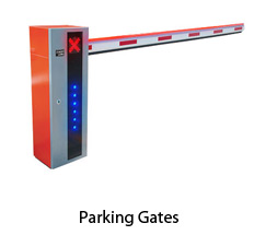 Parking Gate Image