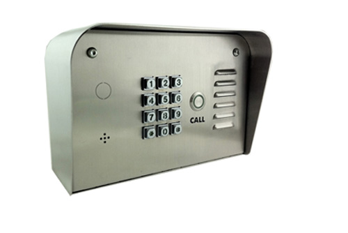 Gate Phone Entry With No Phone Charge